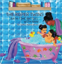 The Roper Twins: Bath Time Battles with Nan Paperback